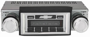 1973-77 Chevelle Stereo, Custom Autosound USA-630