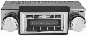 1973-77 Monte Carlo Stereo, Custom Autosound USA-630