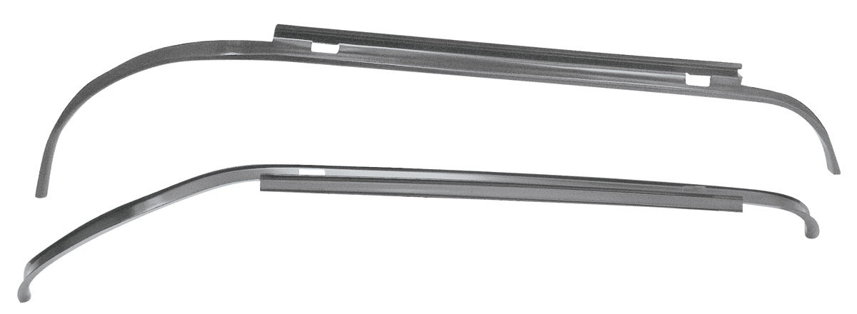 1968-72 Trunk Weatherstrip Channels, Chevelle @ OPGI.com