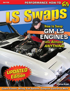 1964-1977 Chevelle How To Swap GM LS-Series Engines Into Almost Anything