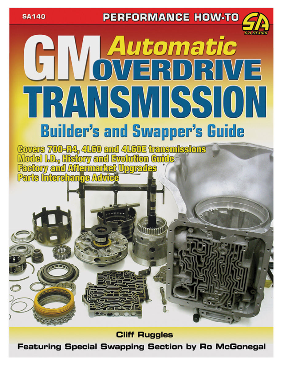 Photo of GM Automatic Overdrive Transmission Builder's & Swapper's Guide