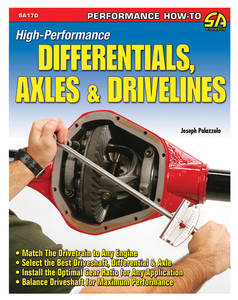 1978-1988 Monte Carlo High-Performance Differentials, Axles & Drivelines