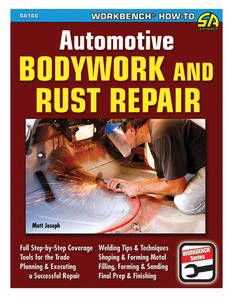 1959-1976 Catalina Automotive Bodywork and Rust Repair