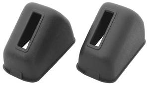 1970-1972 Monte Carlo Seat Belt Retractor Covers (RCF - 400)