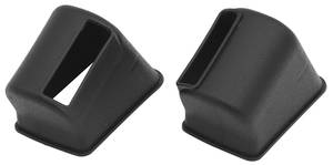 1968-72 Tempest Seat Belt Retractor Covers Robbins 6715 (3.7x2x2.2)