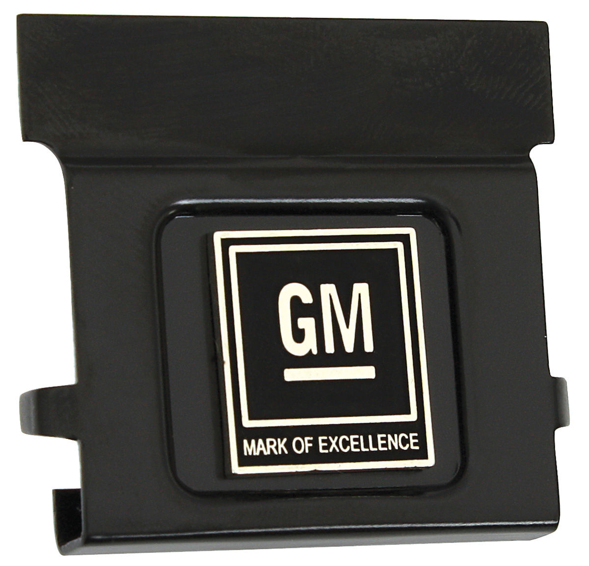Photo of Seat Belt Push-Button (Grand Prix) all models, GM Mark of Excellence Emblem