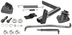 1967 Chevelle Clutch Bellcrank Linkage Kit Big-Block