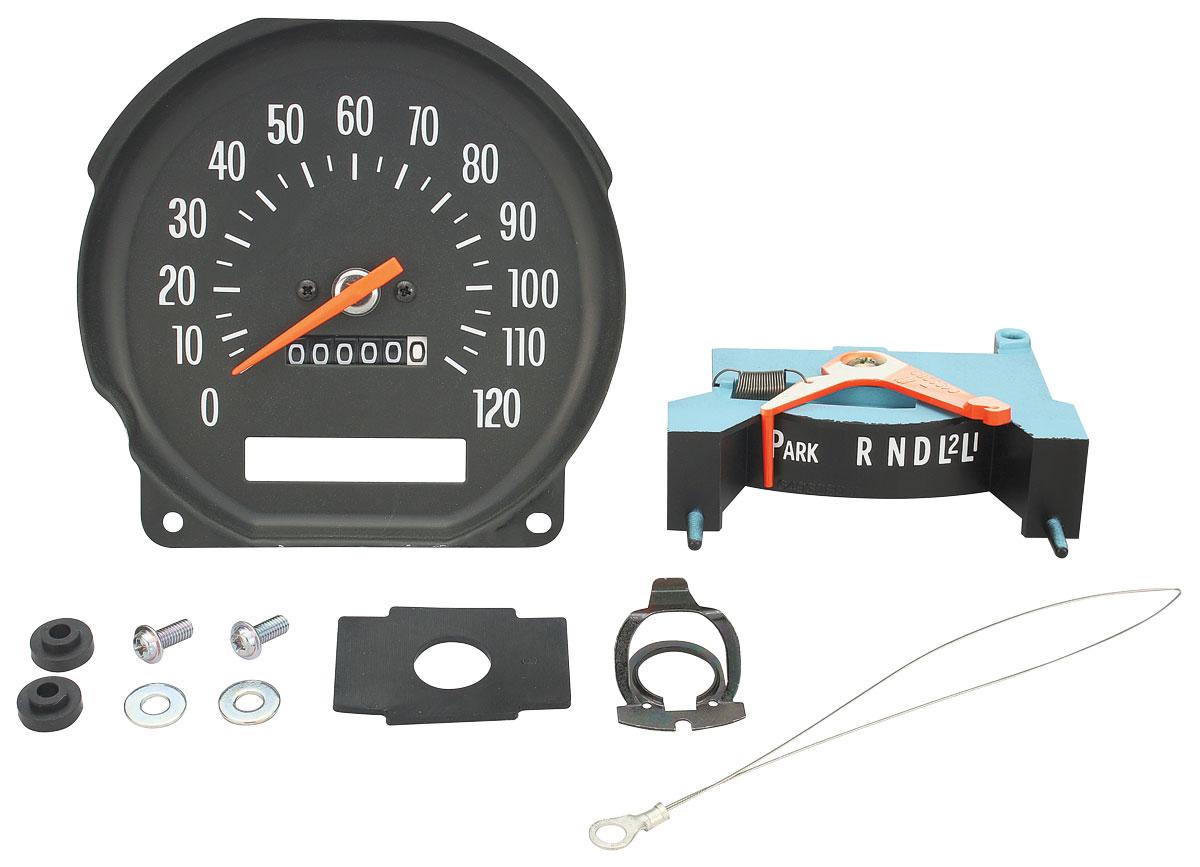 Photo of Speedometer (Column Shift) SS