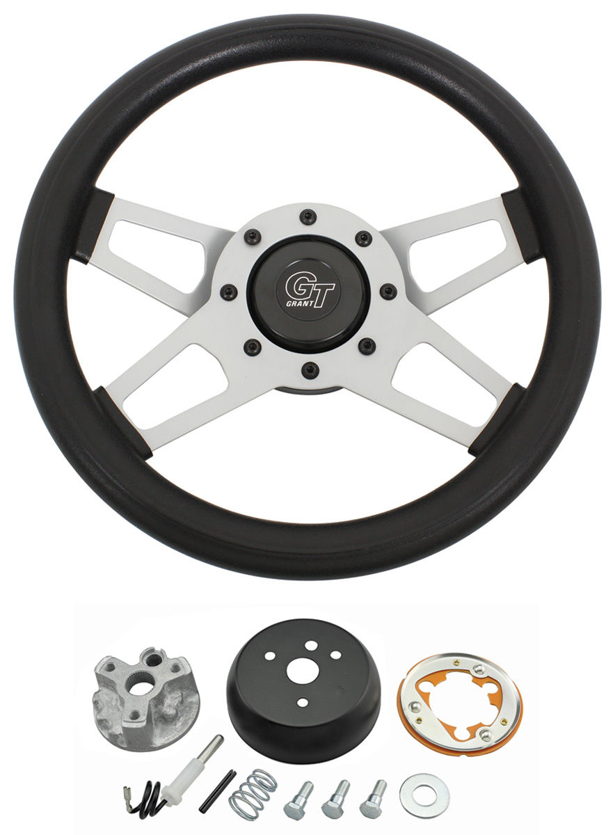 Photo of Catalina/Full Size Steering Wheel, Challenger Series Satin Wheel