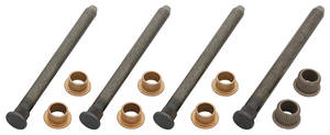 1968-72 LeMans Door Hinge Repair Kit (Complete) For Reproduction Hinges