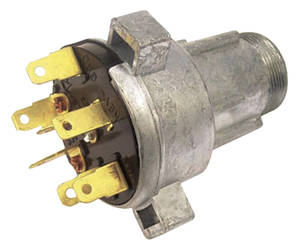 1968-1968 El Camino Ignition Switch