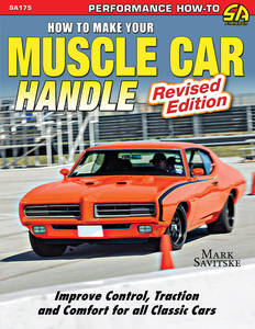 How To Make Your Muscle Car Handle