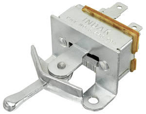 1969-1969 Chevelle Blower Motor Switch w/AC, by Old Air Products