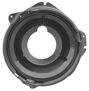 1971-72 Chevelle Headlight Mounting Bucket All