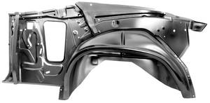 1970-72 Chevelle Quarter Panel Assembly, Inner Convertible, by RESTOPARTS