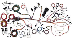 1964-1967 Chevelle Wiring Kit, Classic Update, by American Autowire