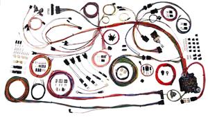1968-69 El Camino Wiring Kit, Classic Update