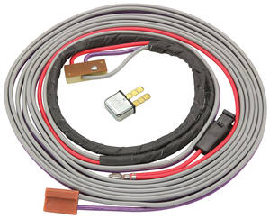 1968-72 Chevelle Electrical Accessory Convertible Top Harness, by American Autowire