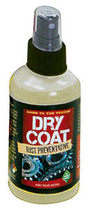 Dry Coat Rust Preventative Solution 8-oz.