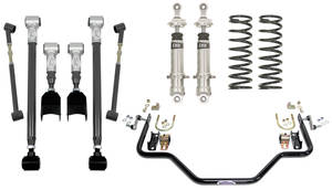 1964-66 Tempest Suspension Speed 3 Kit, Rear