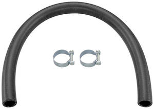 El Camino Power Steering Reservoir Hose Kit, 1965-68 Big Block