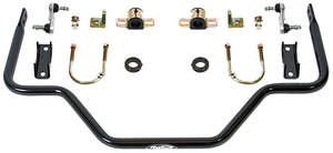 "1964-72 GTO Sway Bar, Front Tubular 1-1/8"", by Detroit Speed"