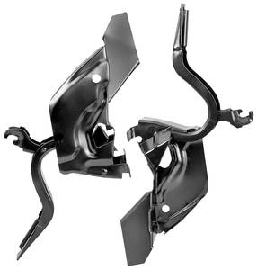 1970-1972 Chevelle Trunk Lid Hinges, Chevelle Convertible, by RESTOPARTS