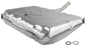 1970 Monte Carlo Fuel Tank (Galvanized) 2 Vents, 20-Gallon