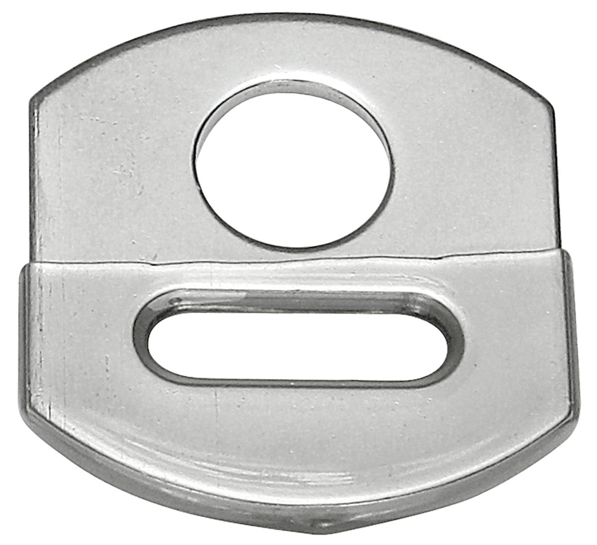 Photo of Seat Belt Anchor Plate
