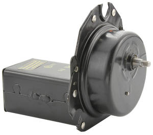 1964-65 Skylark Wiper Motor Assembly Remanufactured 1-Spd.