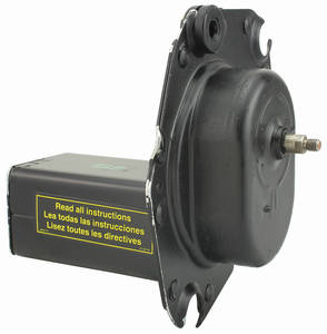 Cadillac Windshield Wiper Motor - Non-Recessed (Except 1975-76 Calais)