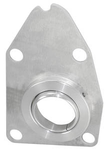1964-1967 Chevelle Steering Column Accessory (Tilt Steering) Floor Mount Plates Swivel Aluminum, by Flaming River
