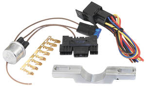 1967-68 LeMans Steering Column Accessory (Tilt Steering) Wiring Accessories Female Adapter 4-1/4""