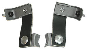 "1968-72 Exhaust Hangers (Chevelle) Tail Pipe (Dual Exhaust) (2"", 2-1/4"" & 2-1/2"" or Larger)"