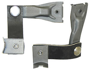 "1969-1972 Chevelle Exhaust Hangers (Chevelle) Tail Pipe (Dual Exhaust) (2"", 2-1/4"" & 2-1/2"" or Larger)"