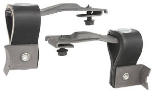1970-72 Exhaust Hangers (Chevelle) Tail Pipe (Dual Exhaust) Standard