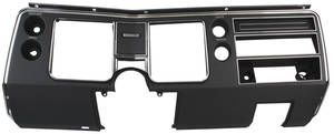 1968-1968 Chevelle Dash Instrument Carrier Panel Non-AC