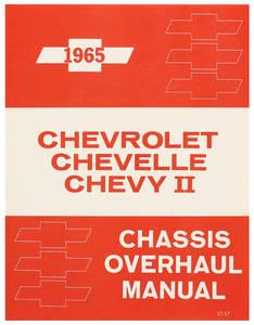 1965-1965 El Camino Chassis Overhaul Manual