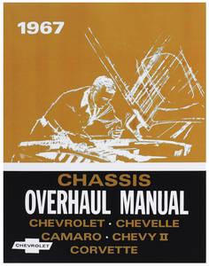 1967-1967 El Camino Chassis Overhaul Manual