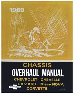 1969 Chevelle Chassis Overhaul Manual