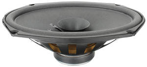 1970-1972 Chevelle Dash Speaker, Mono, by Vintage Car Audio