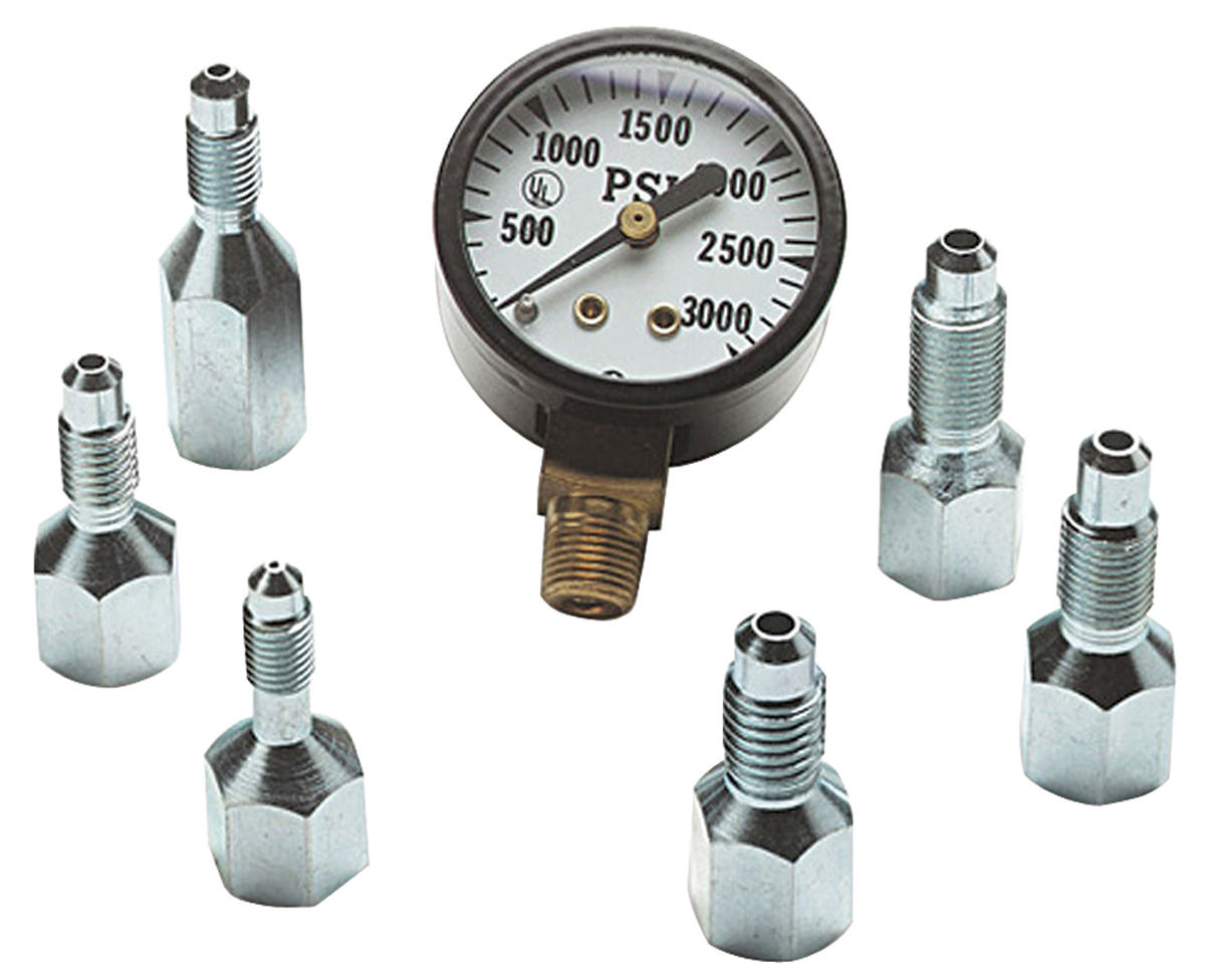 Photo of Brake Pressure Gauge Kit