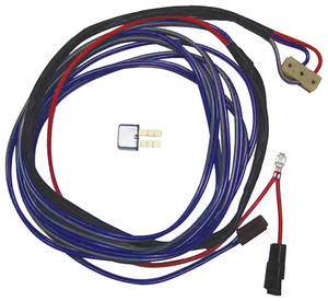 1964-1967 Chevelle Electrical Accessory Convertible Top Harness, by American Autowire