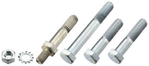 1965-68 Chevelle Water Pump Bolt Sets Small-Block