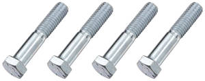 1969-1972 Chevelle Water Pump Bolt Sets Small-Block
