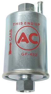 El Camino Fuel Filter, 1969 Big-Block w/o 396/375 HP