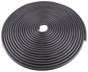 "1959-1977 Bonneville Insulation Tubing, Cloth 3/8"" X 50'"