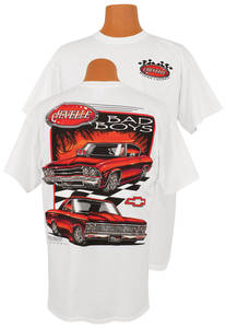 1964-1977 El Camino Chevelle Bad Boys T-Shirt