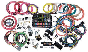 1959-77 Grand Prix Wiring Harness Kit, Highway 22, by American Autowire