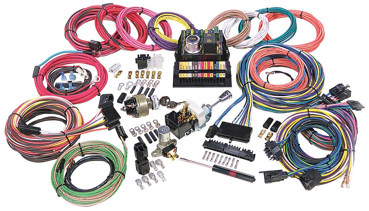 Wiring Harness Kit Diagram Data Install Trailer American Autowire 1961 72 Skylark Highway 15